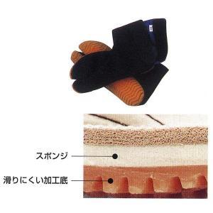 子ども祭ジョグ足袋 黒 =お祭り よさこい用品 YOSAKOIソーラン 大祭 祭禮 イベント=|dento-wako