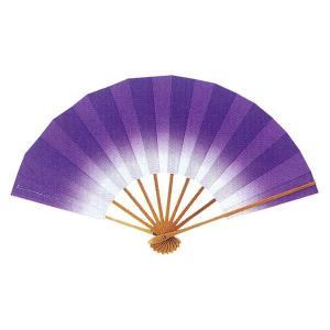 舞扇 ボカシ =舞踊 日本舞踊 民踊 新舞踊 舞台用=|dento-wako