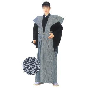 裃 綿(サヤ型柄) =祭禮 節分 時代劇 武者行列 祭り=|dento-wako