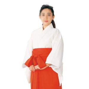 巫女用白衣 =神社 神職 衣装=|dento-wako