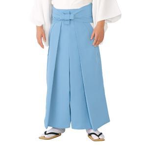 神官用袴(あさぎ) =神社 神職 衣装 神主 宮司=|dento-wako