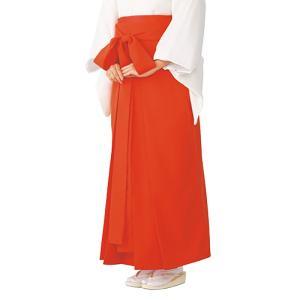 巫女用袴 =神社 神職 衣装= dento-wako