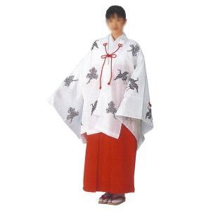千早(柄有) =神社 巫女 衣装=|dento-wako