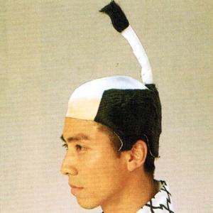 殿様 変装用カツラ =祭り 踊り イベント 芝居=|dento-wako