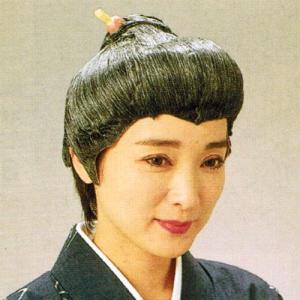 おばあさん 変装用カツラ =祭り 踊り イベント 芝居=|dento-wako