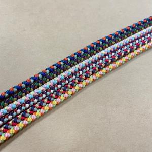お好み紐(正絹) 丸紐 太さ3.5〜3.8mm 長さ150cm 4色カラー dentohirai 02