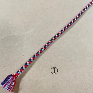 お好み紐(正絹) 丸紐 太さ3.5〜3.8mm 長さ150cm 4色カラー dentohirai 03
