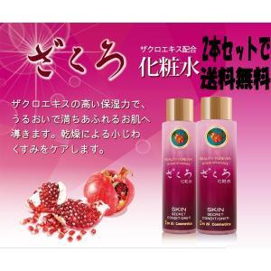 ざくろ化粧水 2本セット【送料無料】