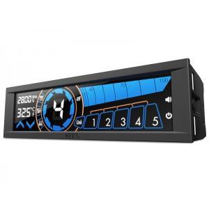 電遊MAX NZXT 大型タッチパネル搭載 5インチベイ内蔵ファンコントローラー『SENTRY3』