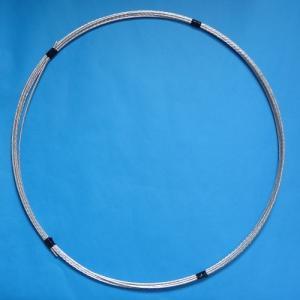 鋼よりメッセンジャーワイヤー 38sq 第一種鋼撚線 (50m) denzai-39