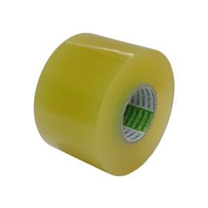 日東電工 ビニルテープ No.21 トクハバ 50mm幅×20m巻 透明 4巻入|denzai-39