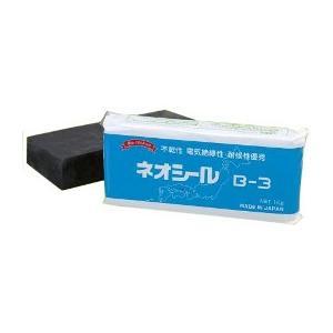 日東化成工業 ネオシール 不乾性・電気絶縁性・耐候性優秀 B-3 1kg (1箱20個入)|denzai-39