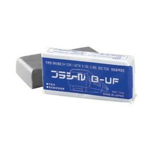 日東化成工業 鉄道車両用パテ プラシール グレー B-UF 1kg (1箱20個入)|denzai-39