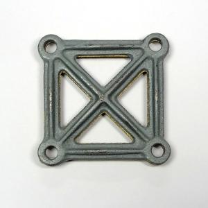 銅帯母線クランプ 適合銅帯幅:100mm BCG-444|denzai-39