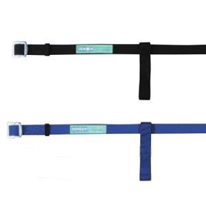 ジェフコム 補助帯 (幅25×長さ1200mm) DB-2B ブルー・ブラック denzai-39