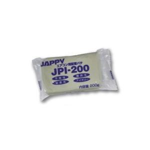 JAPPY エアコン用配管パテ 200gタイプ アイボリー JPI-200|denzai-39
