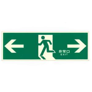東洋防災 中輝度 避難口誘導標識 NB-107|denzai-39