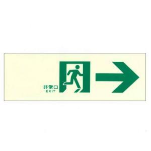 東洋防災 中輝度 避難口誘導標識 NB-108|denzai-39