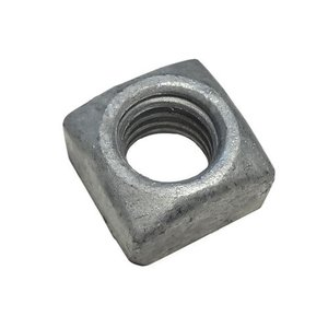 四角ナット 4分 溶融亜鉛メッキ NZ-4|denzai-39