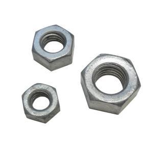 六角ナット 4分 溶融亜鉛メッキ NZ-4|denzai-39