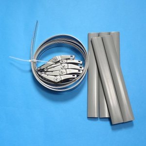 ステンレスバンドセット 20mm (セフター・保護チューブ各5本セット) SSET39-20 【ポイント10倍】|denzai-39
