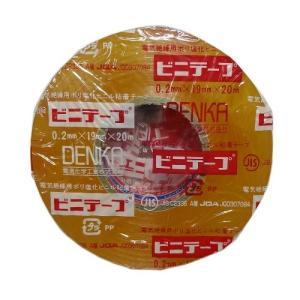 電気化学工業 ビニテープ大 透明 10巻入 [0.2×19mm×20m]|denzai-39