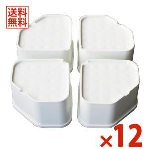 因幡電工 ワンプラス ふんばるマン OP-SG600 12セット48個入 洗濯機用防振かさ上げ台|denzai-com
