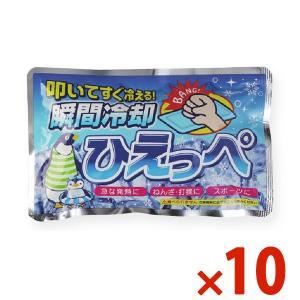 タニザワ 谷沢製作所 瞬間冷却パック ひえっぺ 10個 TB3201 denzai-com