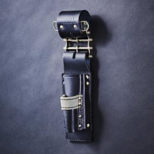 (メーカー欠品 納期未定)KNICKS ニックス 3連結チェーン式モンキー シノ付ラチェットホルダー KB-201MSDX-3|denzai-com