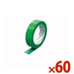 DIATEX ダイヤテックス パイオラン塗装養生用テープ 25mm×25m グリーン まとめ買い60巻 Y-09-GR-25mm|denzai-com