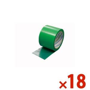 DIATEX ダイヤテックス パイオラン塗装養生用テープ 75mm×25m グリーン まとめ買い18巻 Y-09-GR-75mm|denzai-com
