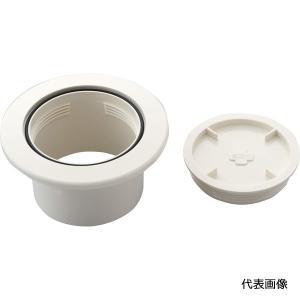 INABA・因幡電工 エアコンキャップ ホワイト AC-75-W