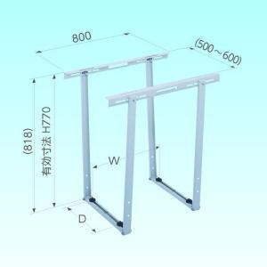 クーラーキャッチャー 溶融亜鉛メッキ仕上げ 天井吊用 C-DZG-L