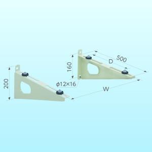 クーラーキャッチャー 日晴金属 壁面金具 C-BFG-L