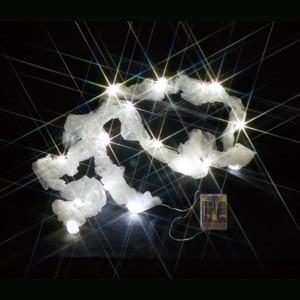 JEFCOM ジェフコム DENSAN デンサン LEDリボン 電池式 白 STM-L01W|denzai-com