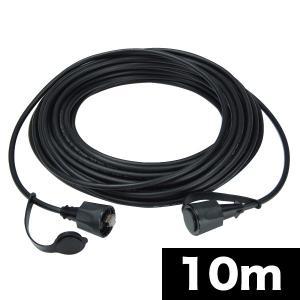 JEFCOM ジェフコム DENSAN デンサン 屋外用LANコネクタ付ケーブル LCAT5E-10WP|denzai-com