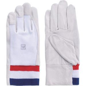 富士グローブ F−807白M 5824