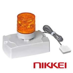 日恵製作所 LED着信表示灯 φ45 ニコフォン AC100V 黄 VL04S-100PHN|denzai-hotline