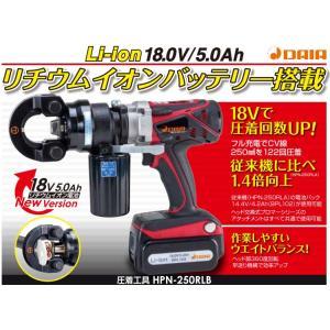 ダイア(DAIA) HPN-250RL 多目的プロマー(充電式) 標準セット 【HPN250RL】 denzai-hotline
