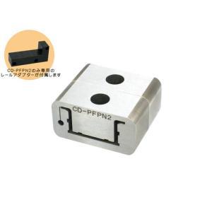 三和 手動式アルミレールカッター オムロン製DINレール「PFP-100N2」用ダイス CD-PFPN2|denzai-hotline