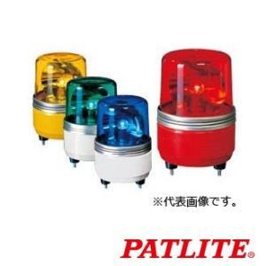 パトライト 小型回転灯 SKH-100EA-R 赤 (AC100V)|denzai-hotline
