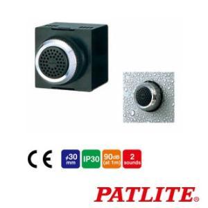 パトライト 超小型電子音報知器 BM-210 (AC100V)|denzai-hotline