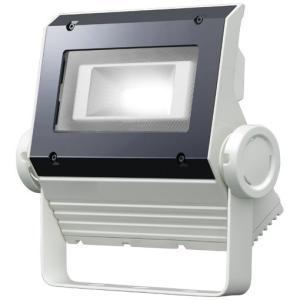 岩崎電気 ビビッド レディオック フラッド ネオ ECF0495VL/SAN8/W 電球色タイプ 40クラス(旧60W) 超広角タイプ ホワイト|denzai110ban