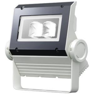 岩崎電気 ビビッド レディオック フラッド ネオ ECF0496VL/SAN8/W 電球色タイプ 40クラス(旧60W) 広角タイプ ホワイト|denzai110ban