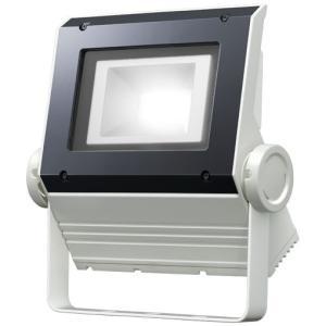 岩崎電気 ビビッド レディオック フラッド ネオ ECF0695VL/SAN8/W 電球色タイプ 60クラス(旧80W) 超広角タイプ ホワイト|denzai110ban