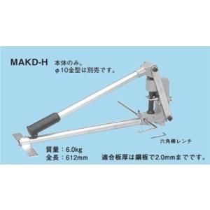 関東〜九州 送料無料! ☆新品☆ ネグロス ダクター穴あけ工具 MAKD−H denzai110ban