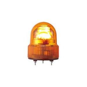 ☆新品☆ パトライト SKHE−100−Y AC100V 黄色 LED回転灯|denzai110ban