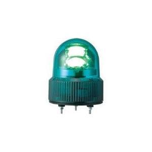☆新品☆ パトライト SKHE−24−G DC24V 緑色 LED回転灯|denzai110ban