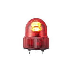 ☆新品☆ パトライト SKHE−24−R DC24V 赤色 LED回転灯|denzai110ban