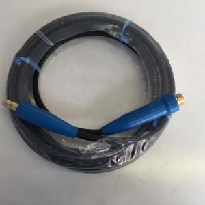☆新品☆溶接用キャブタイヤケーブル WCT38SQ 10m 中間線 完成品 denzai110ban